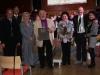 Die Ehrung durch Fachvorstand BA Gottfried Hubmann mit den Beirat BA Hermann Schlacher und Verlagsleiter Hubert Klausner
