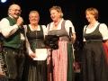 Franz Putz und das Frauenterzett Loipersdorf